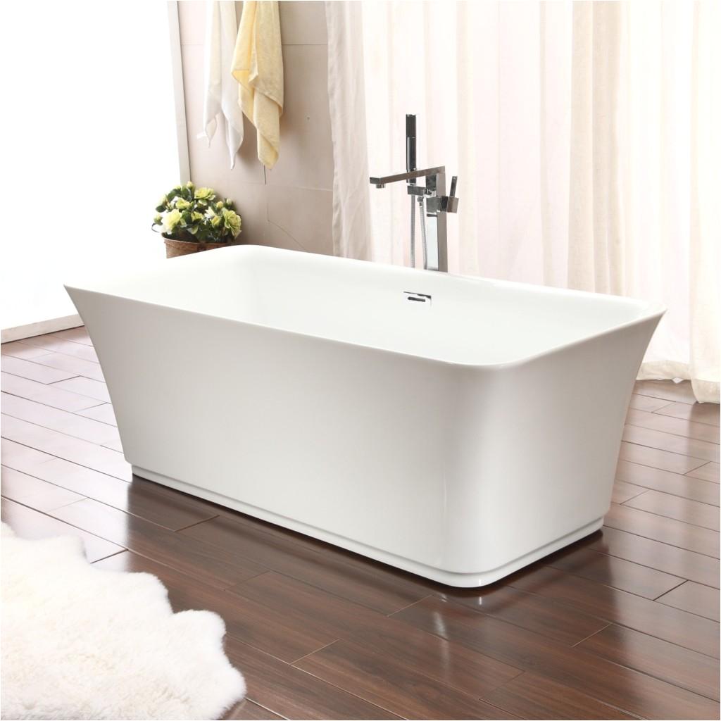 Freestanding Bathtub for 2 Tubs and More Lon Freestanding Bathtub Save 35