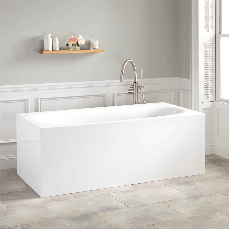 67 bartus acrylic freestanding tub