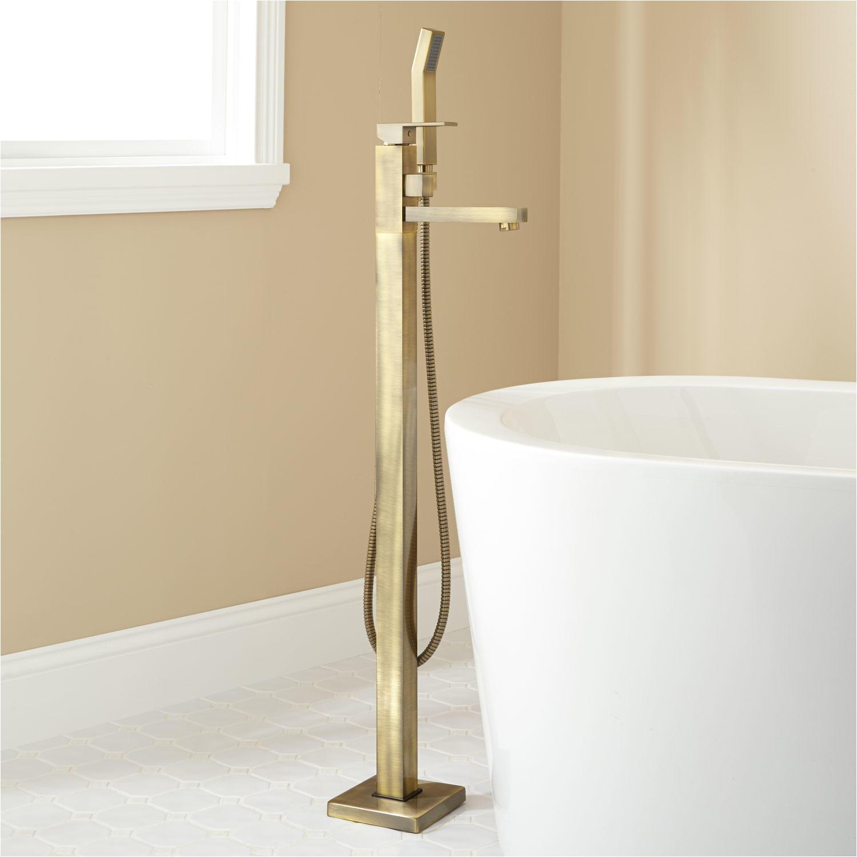 gothenburg freestanding tub faucet