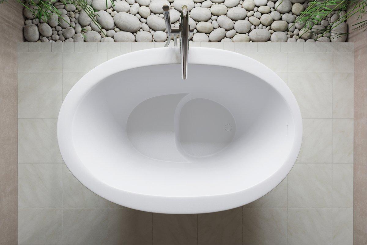 Freestanding Bathtub In Small Bathroom Nine Small Freestanding Baths for Petite Bathrooms