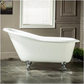 bathroom cast iron free standing bathtub