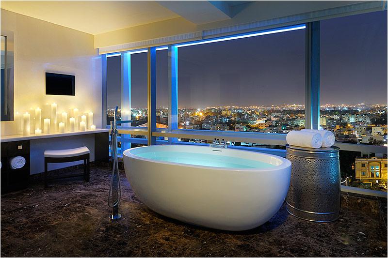 choose luxury freestanding bathtub