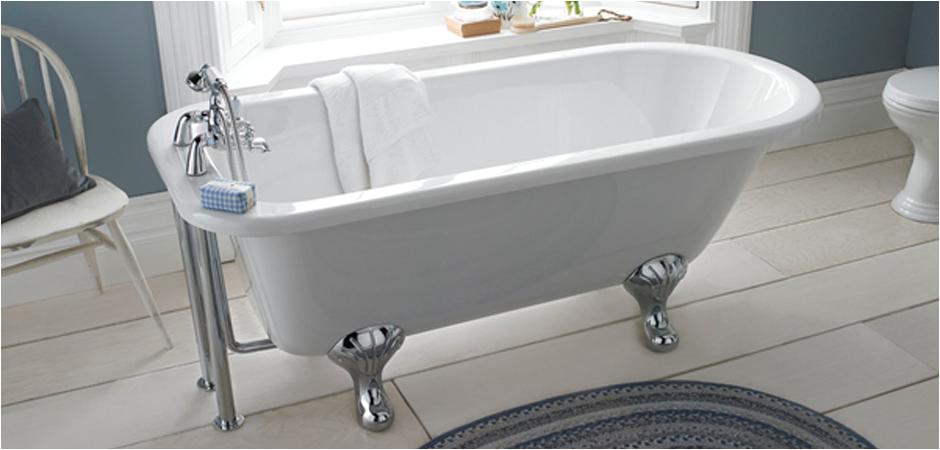 freestanding bathtub with legs