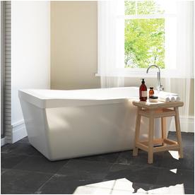 Freestanding Bathtub Lowes Bathtubs at Lowes