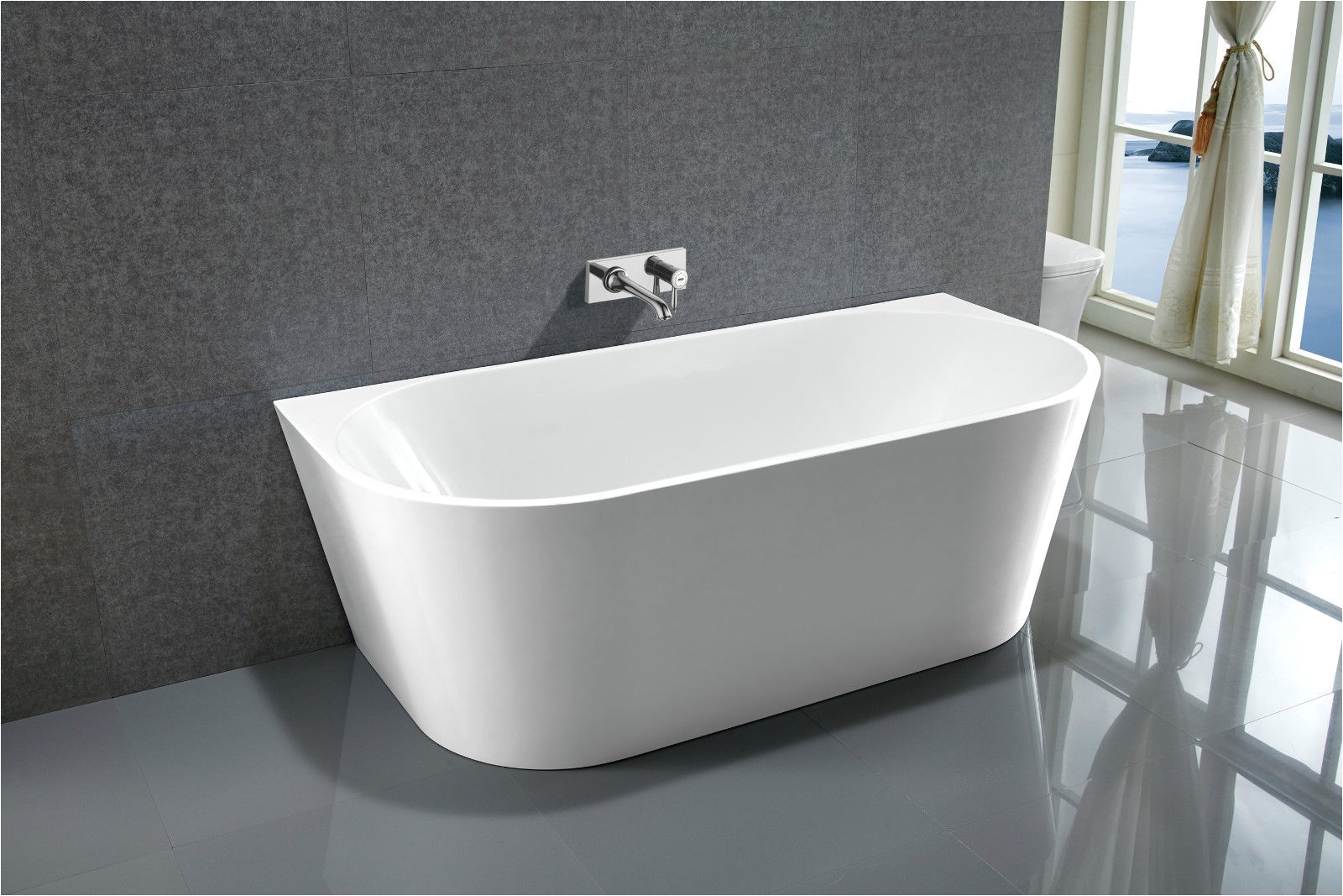 Freestanding Bathtub Sydney Le Rond