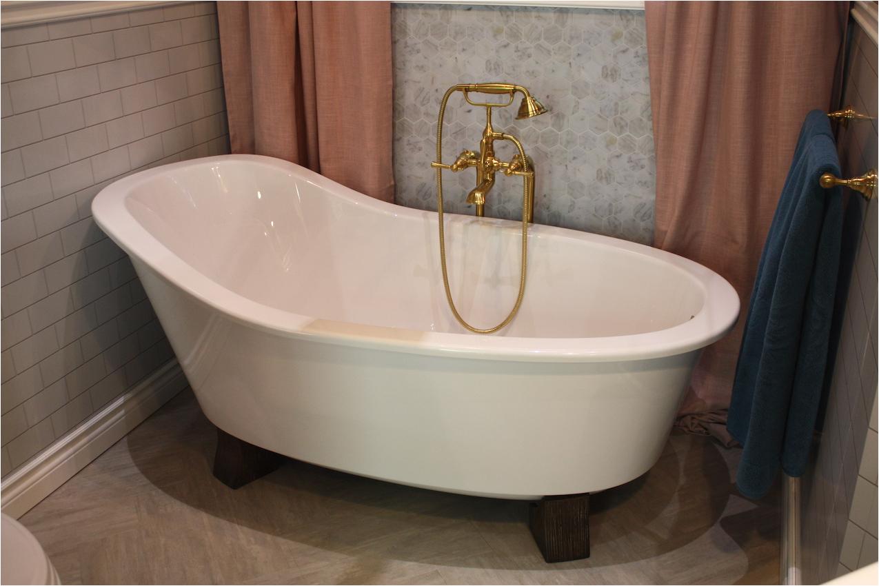 freestanding bathtub a modern bathroom update