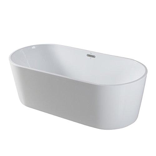 Freestanding Bathtub Uae Ferdy Freestanding Bathtub soaking Bath Tub Stand Alone