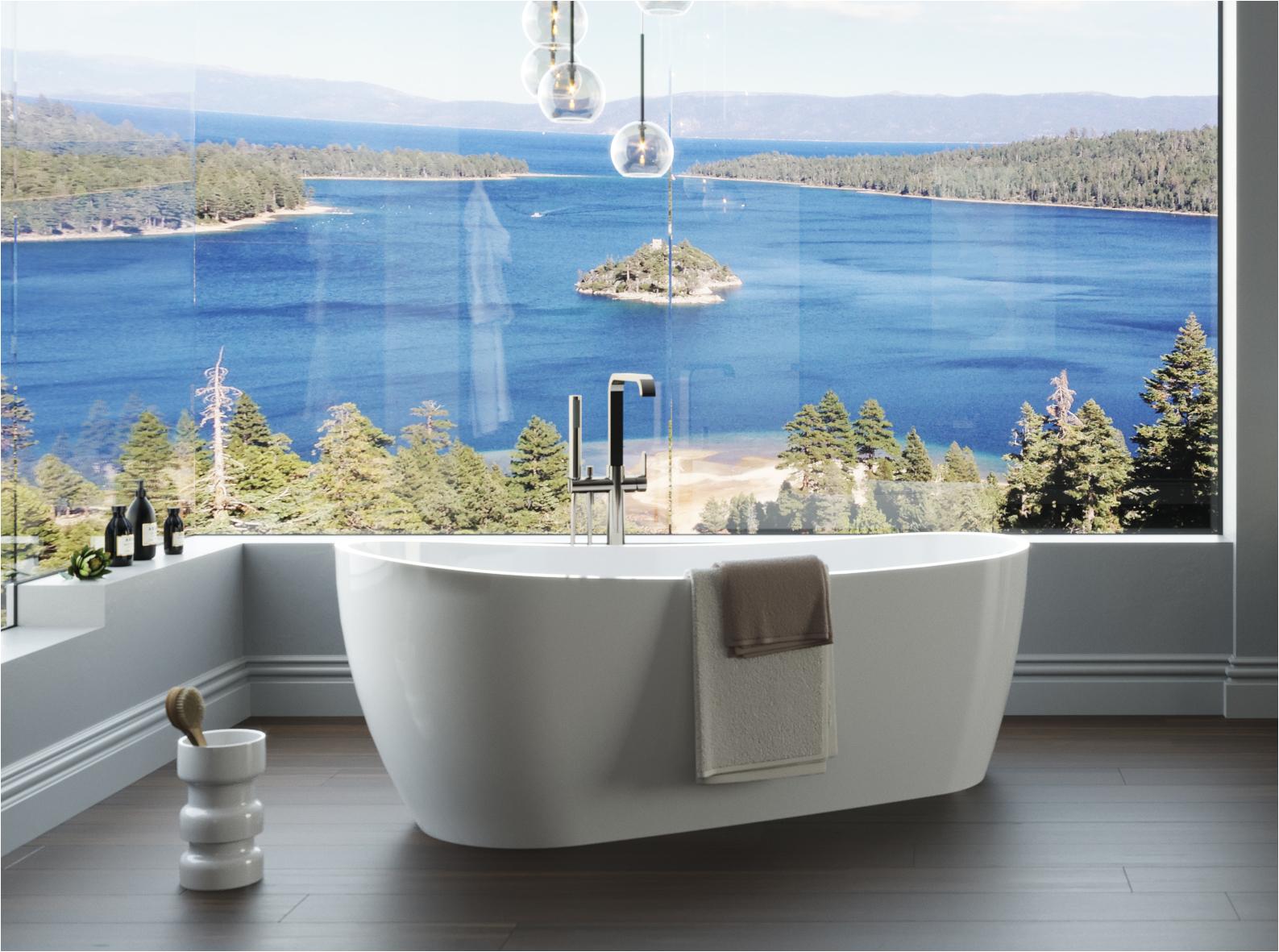 freestanding bathtub bw 09