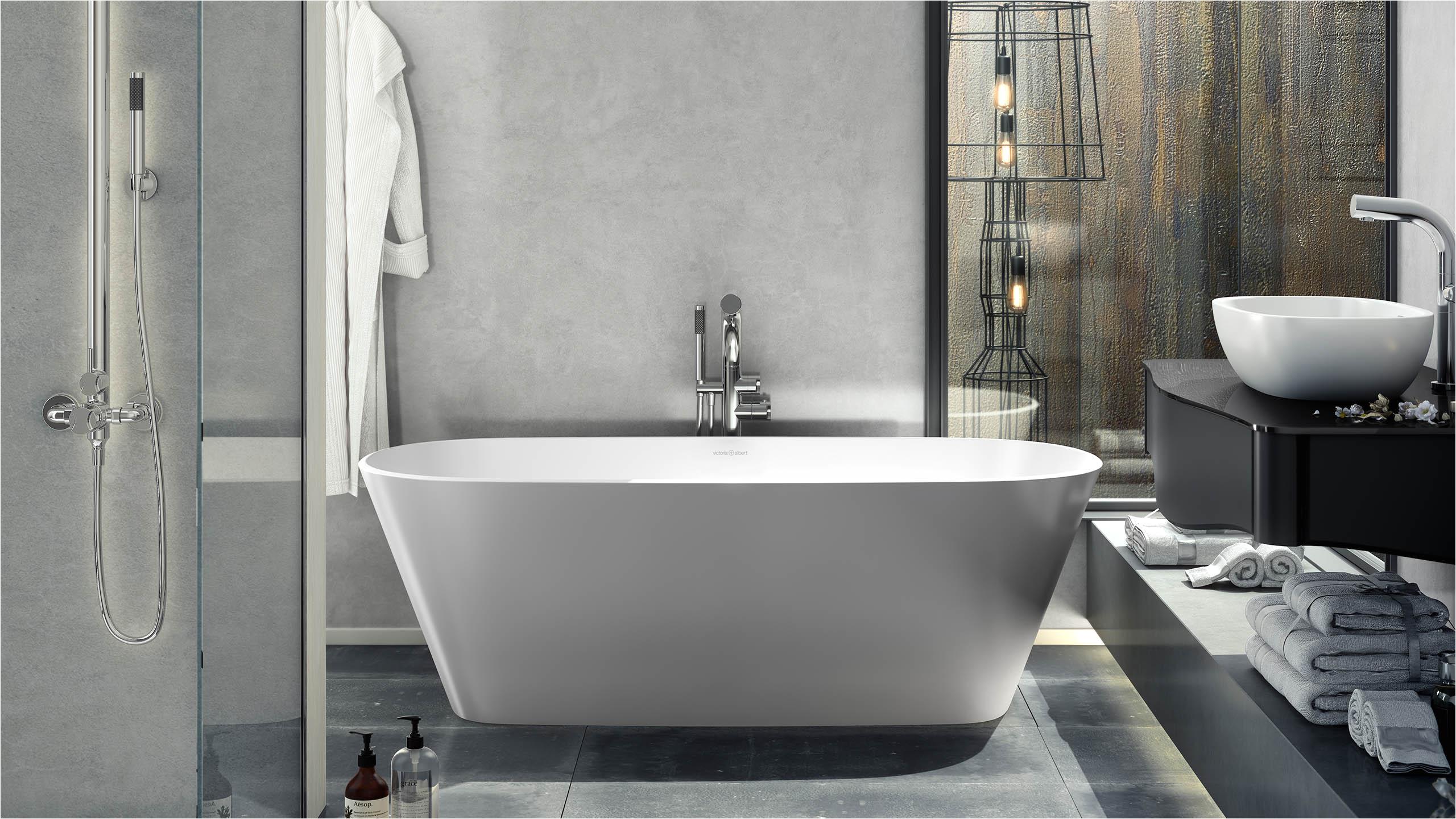 Freestanding Bathtub Usa Vetralla 2 Modern Freestanding Tub