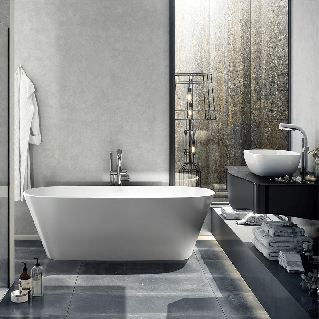 vetralla 2 freestanding bath by victoria albert
