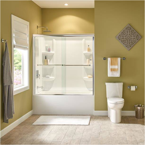 studio 60x32 bathtub wall set