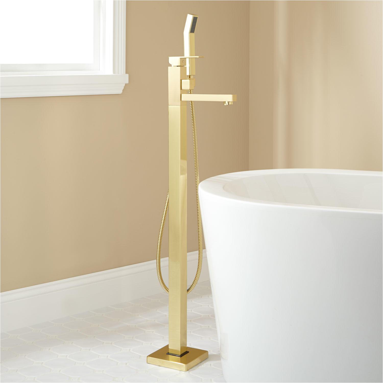Freestanding Faucets for Bathtubs Gothenburg Freestanding Tub Faucet Freestanding Tub