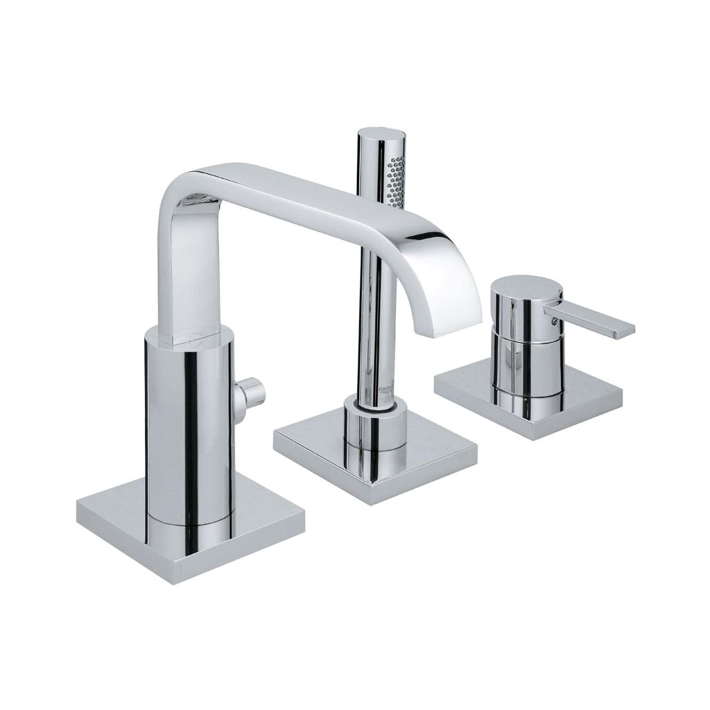Freestanding Tub Faucet Grohe Grohe Allure Roman Bathtub Faucet with Handshower