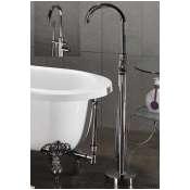 freestanding gooseneck faucet