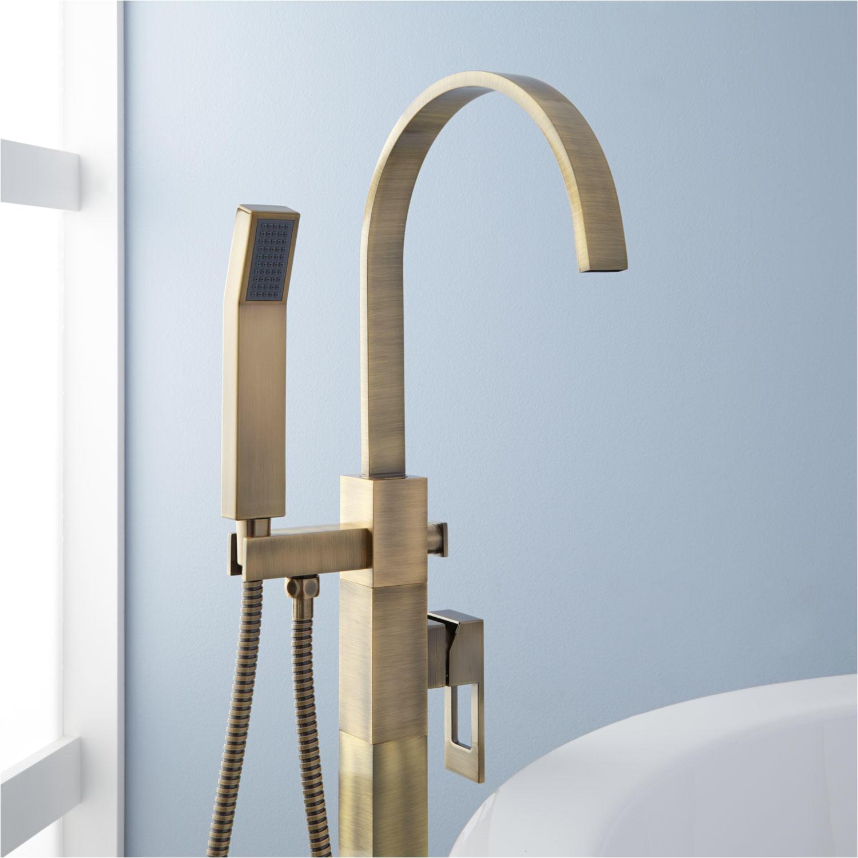 chadron freestanding tub faucet