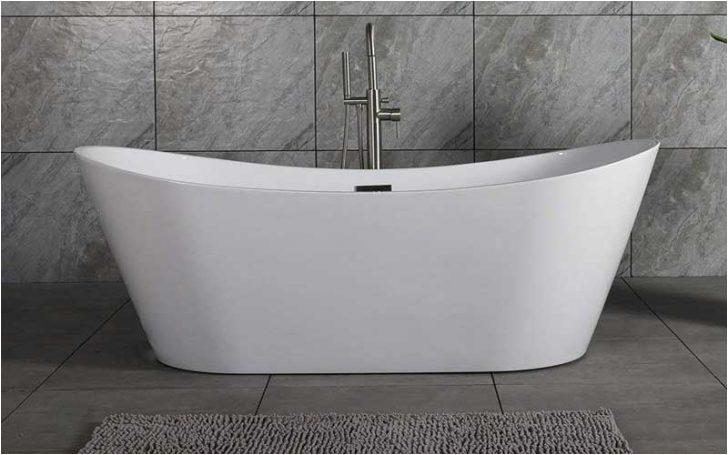 freestanding tubs with faucets included