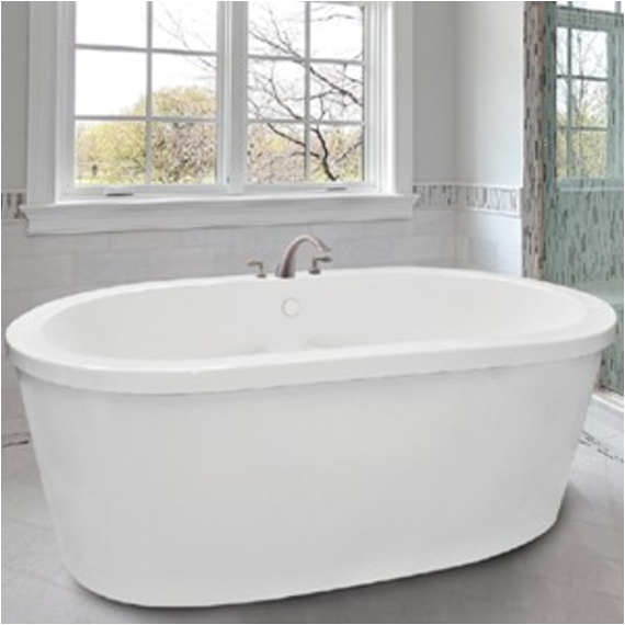 Freestanding Tubs with Faucets Included Free Standing Air Tubs Jacuzzi Whirlpool Tubs