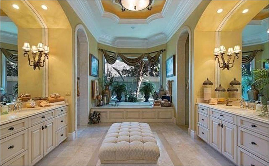 45 affordable bathroom garden tub decorating ideas