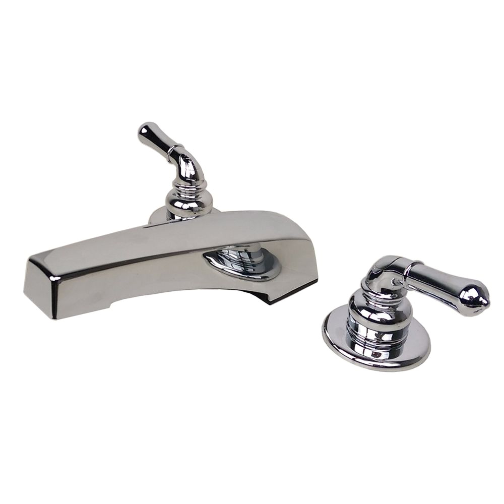 Garden Bathtub Faucet Mobile Home Adjustable Garden Tub Filler Faucet Chrome