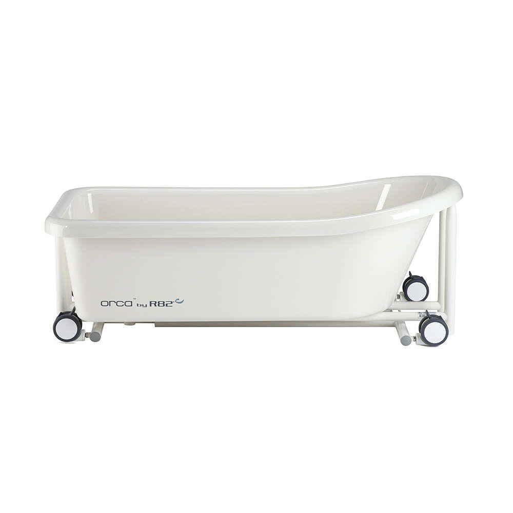 orca portable bath stand