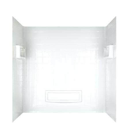 glue on tub surround