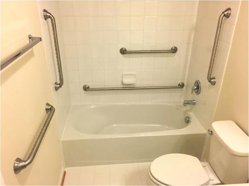 Grab Bars for Bathtubs Placement Grab Bars