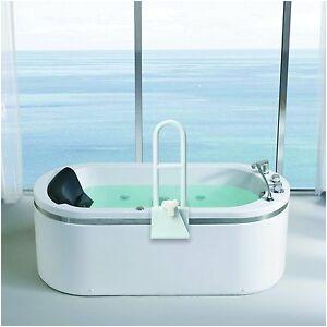 Handicap Bathtub Aids Bathroom Safety Rail Frame Bath Tub Grab Bar Support