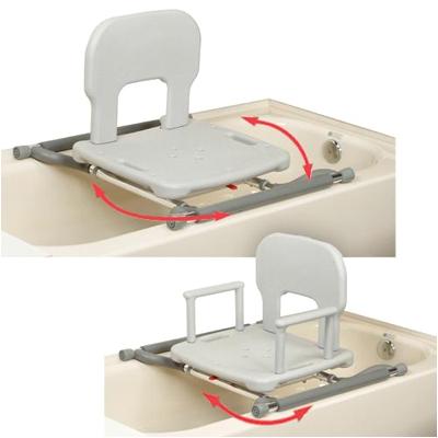 Handicap Bathtub Bench Eagle Health Tub Mounted Shower Swivel Chair
