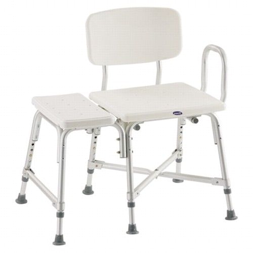 Handicap Bathtub Transfer Bench Invacare 9675 Bariatric Transfer Bench Bath Shower Seat