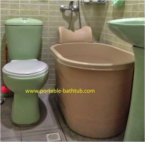 portable bathtub small spa condo hdb bathroom singapore