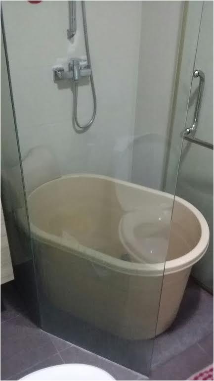 Ideas for Portable Bathtub Small Hot soak Portable Bathtub Fits Condo and Hdb