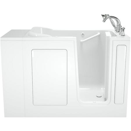 "Installing American Standard Bathtub American Standard 2848 509 Wrw White Value 48"" Acrylic"