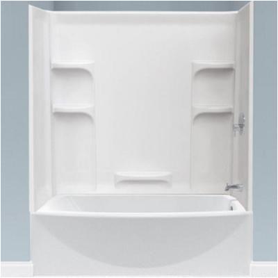 Installing American Standard Bathtub American Standard Ovation 5 Ft Left Hand Drain Bathtub In