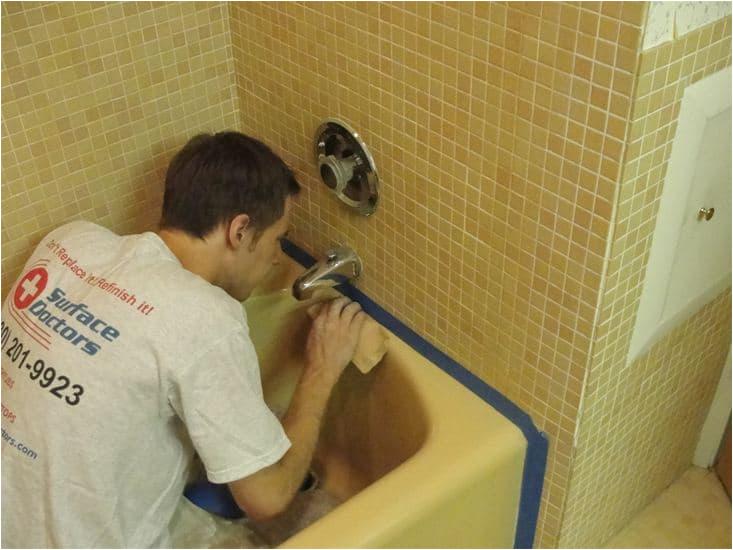 is bathtub refinishing safe