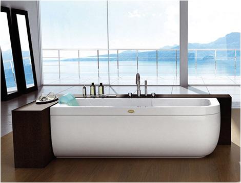 designer bathtub from jacuzzi