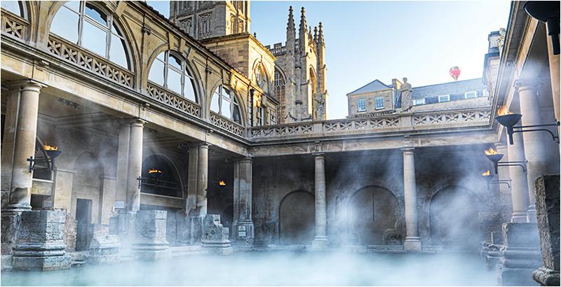 Is Bathtubs soaking Bath Las Mticas Aguas Termales De Gran Bretaña