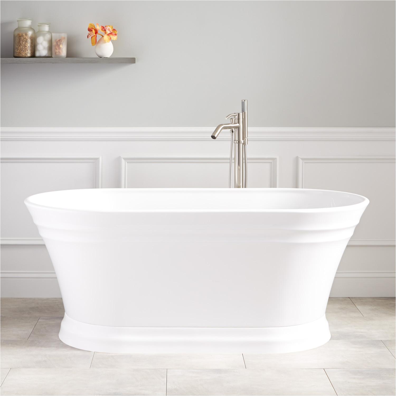 odenwald acrylic freestanding tub