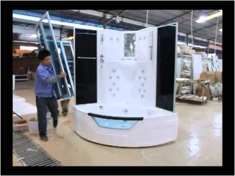 Jacuzzi Bathtub Installation Eagle Bath Installation Video Ws 703 Steam Shower