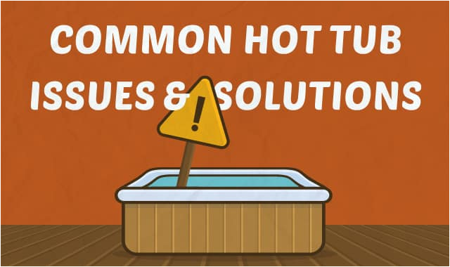 hot tub troubleshooting