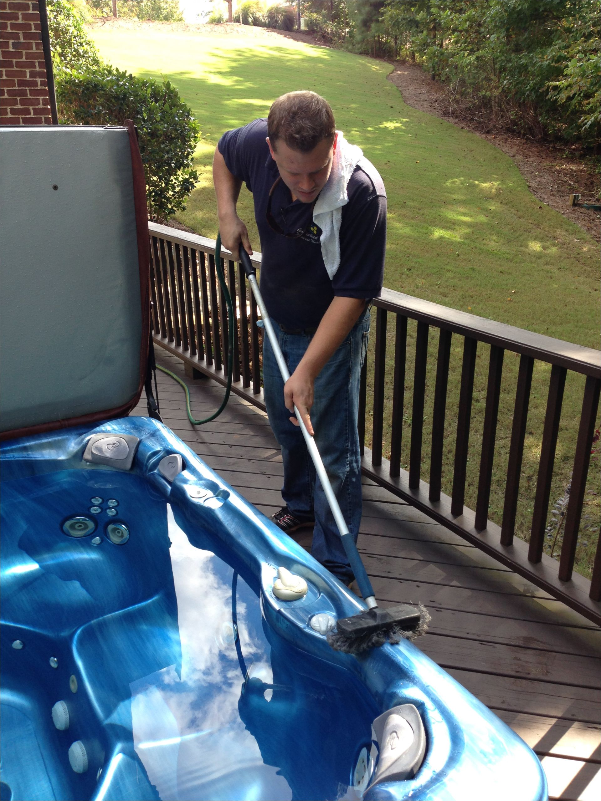 Jacuzzi Bathtub Maintenance Hot Tub Service and Repairs