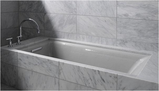 undermount bathtub pictures