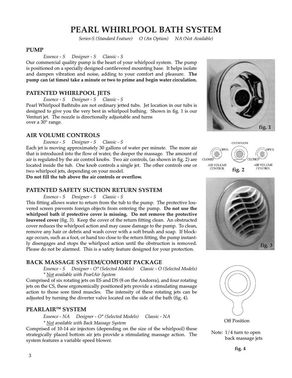 whirlpool maax pearl hot tub page=4