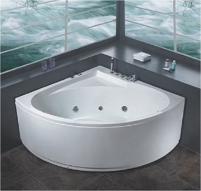 Jacuzzi Bathtubs Corner Modern White Corner Jacuzzi Bathtubs Jacuzzi Hot Tubs