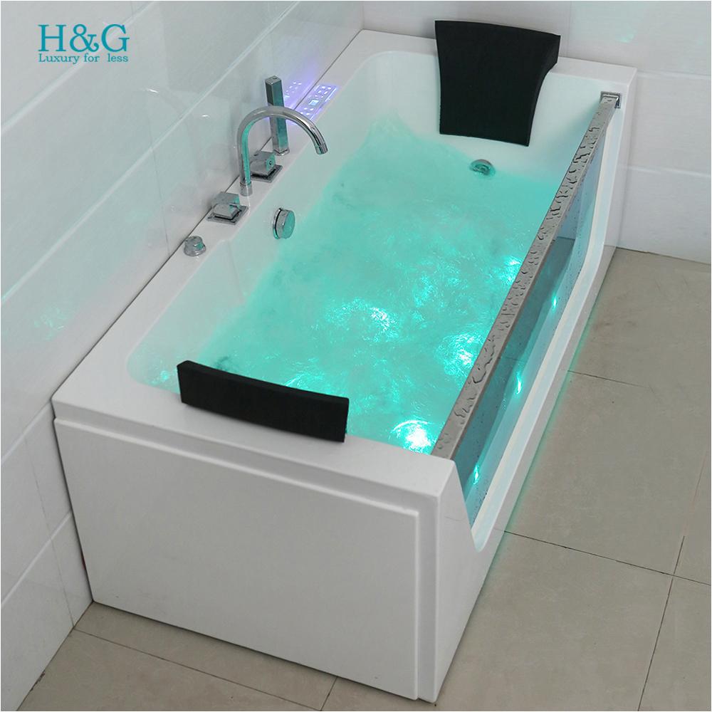 Jacuzzi Bathtubs Double Whirlpool Shower Spa Jacuzzi Massage Corner 2 Person