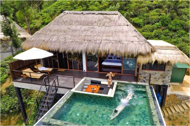 the best hotels in ella sri lanka