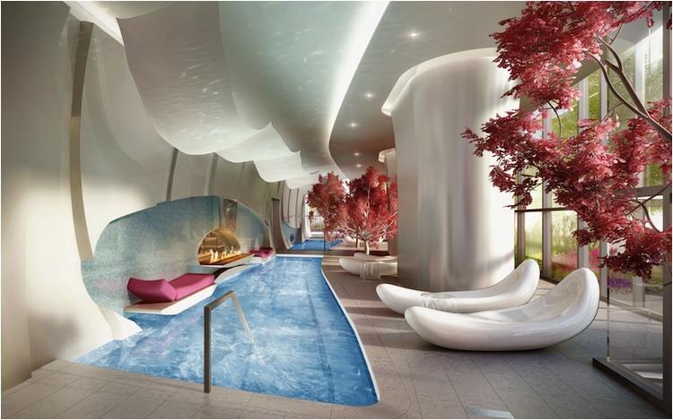 Jacuzzi Bathtubs toronto Urban toronto Discusses E Bloor East Interiors with Anna