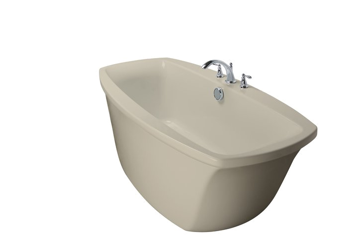 primo oval freestanding bath