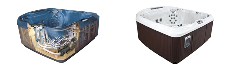 different types of hot tub part1