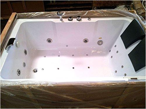 2 two person indoor whirlpool bathtub