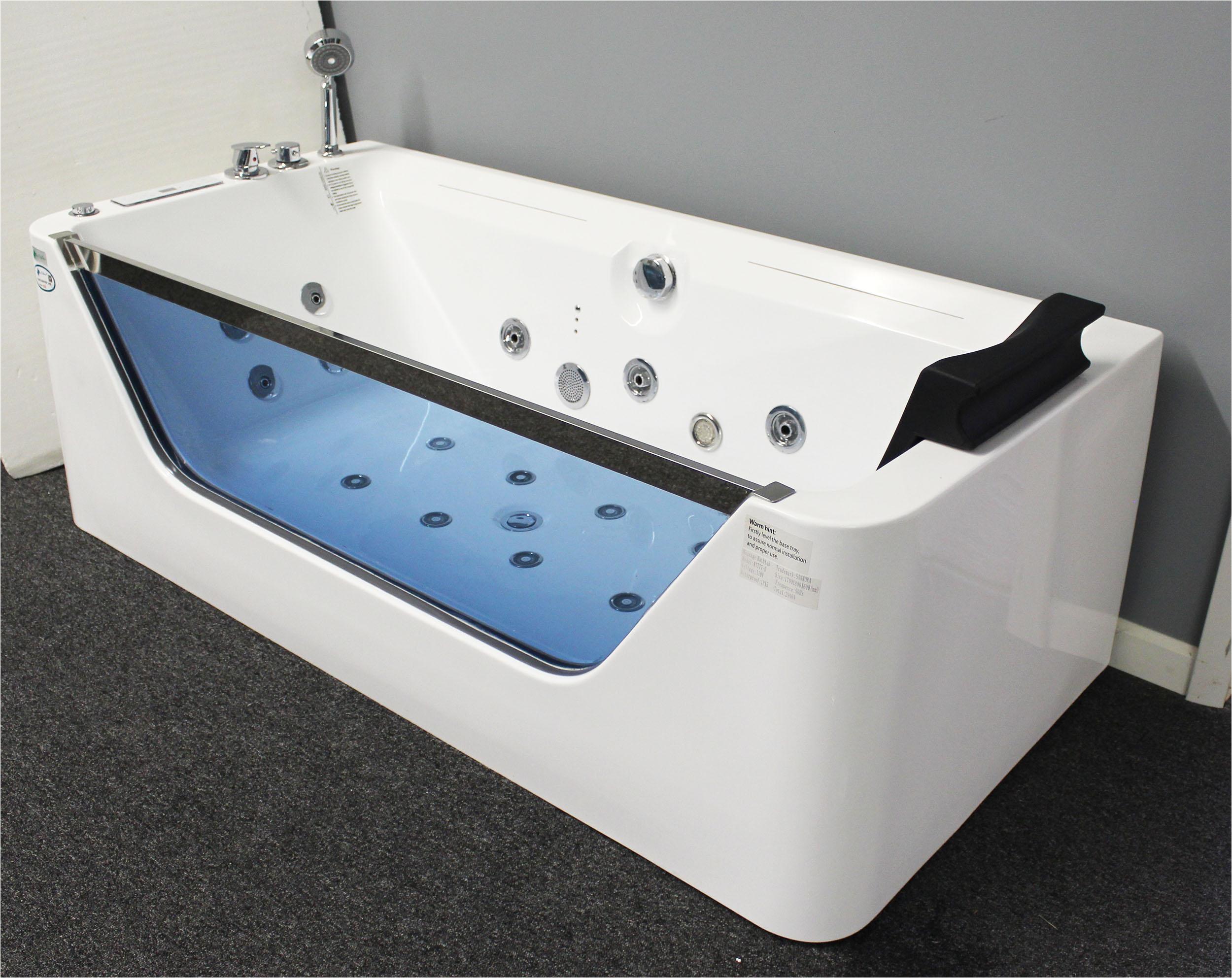 Jetted Bathtub Heater Jetted Bathtub Whirlpool & Air Massage Waterfall Heater